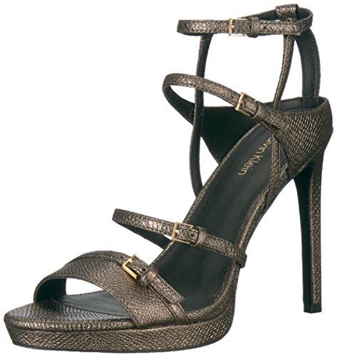 Buy calvin klein women's shantell heeled sandal