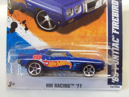 hot wheels 69 pontiac firebird - 9