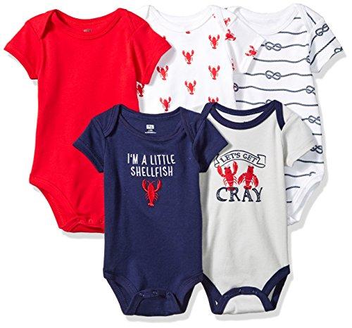 Hudson Baby Infant Cotton Bodysuits product image