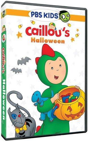 Caillou: Halloween Fun: Caillou's Halloween 2016
