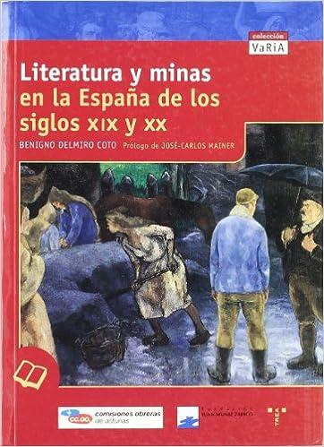 LITERATURA Y MINAS EN LA ESPAÑA S.XIX XX: Amazon.es: DELMIRO COTO,BENIGNO: Libros
