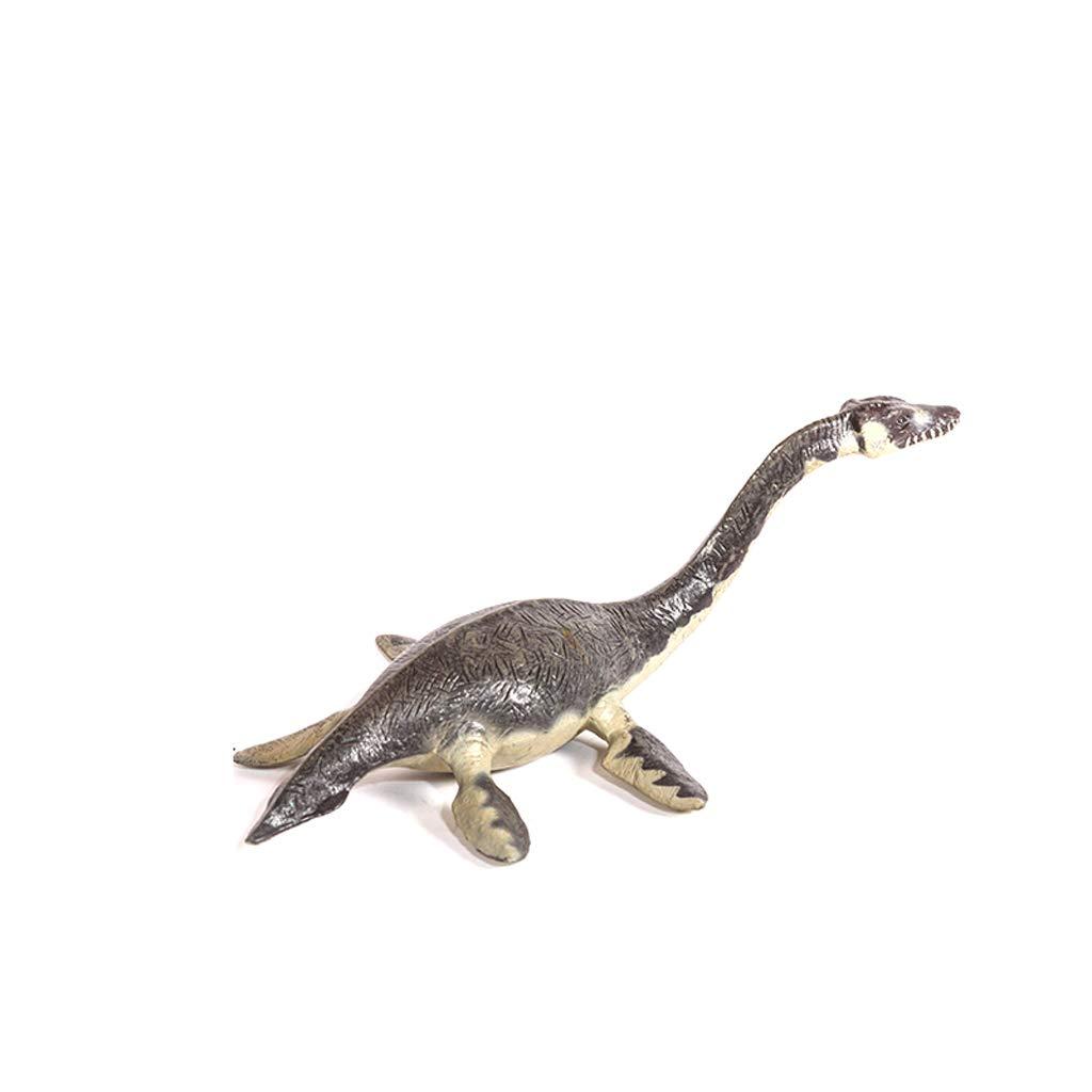 Kaiyu Juguete de Vida Silvestre Modelo de Juguete de Dinosaurio Niño Dinosaurio Juguete de Juguete Estatuilla (Color : 2)
