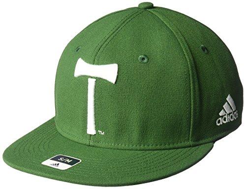 - adidas MLS Portland Timbers Men's SP17 Fan Wear Oversized Logo Fvf Cap, Green, Large/X-Large