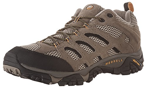 Merrell Men's Moab Ventilator Hiking Shoe,Walnut,9 M US