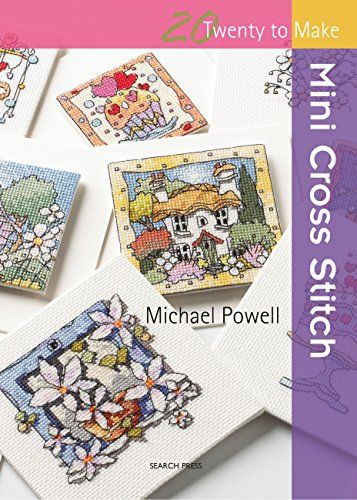Mini Cross Stitch (Twenty to Make) (Border Needlepoint)