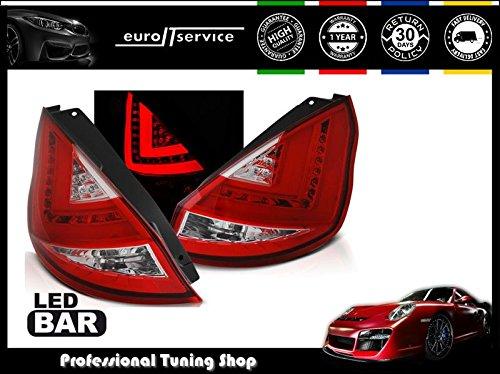 Fiesta Mk7 Led Lights - 1