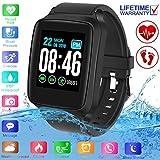 Best Activity Wristbands - SFABFEMIT Fitness Tracker,Activity Tracker Smart Wristband Fitness-A3 Review