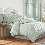 Brylanehome Royal Total Room Set (Sage,Queen)
