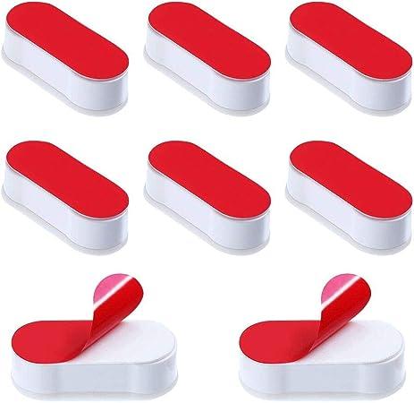 de goma Tope para tapa de WC Kit de 4 piezas tama/ño est/ándar