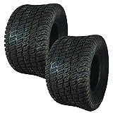 Set Of 2 Carlisle OEM Turf Master 4 Ply Tire 24x12.00X12 511409 Fits Many Models