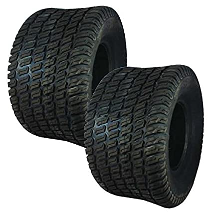 Amazon com : Set Of 2 Carlisle OEM Turf Master 4 Ply Tire 24x12