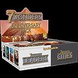 7 Wonders Anniversary Pack Leaders+Cities (Erw.) (international)