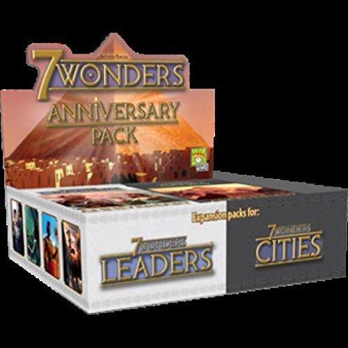 7 Wonders: Anniversary Pack Display