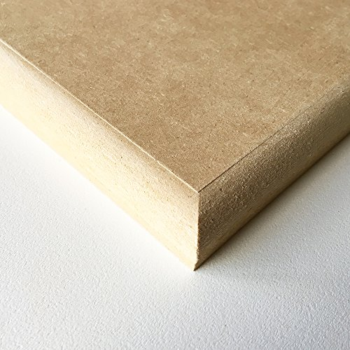 MDF Unfinished Cabinet Doors, 3/4'' thick, 32H x 19W, square corner by handyct