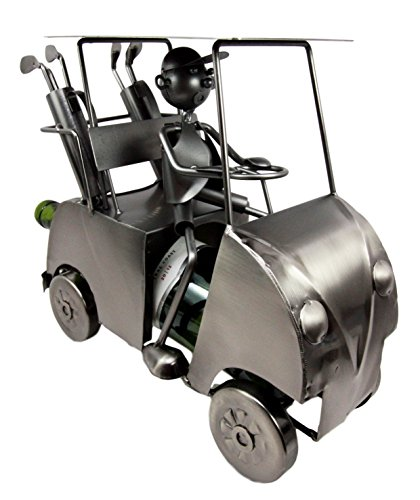 Atlantic Collectibles Professional Golfer With Golf Cart
