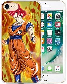 coque iphone 7 manga dragon ball
