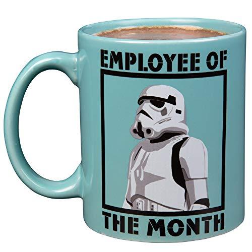 Star Wars Ceramic Coffee Mug - Stormtrooper Employee of the Month - 11oz