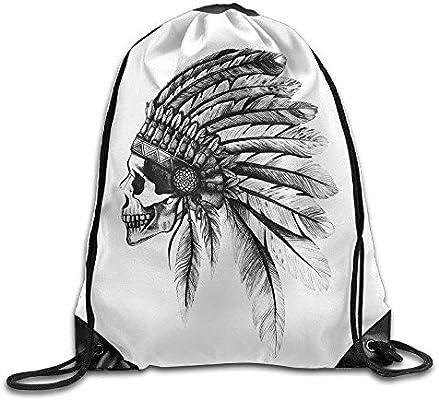 Ecko Unisex Draw String Bag Bags Black String-bag Gym Casual