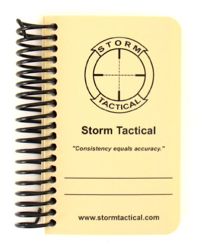 Storm Tactical Pocket Coil Bound product image