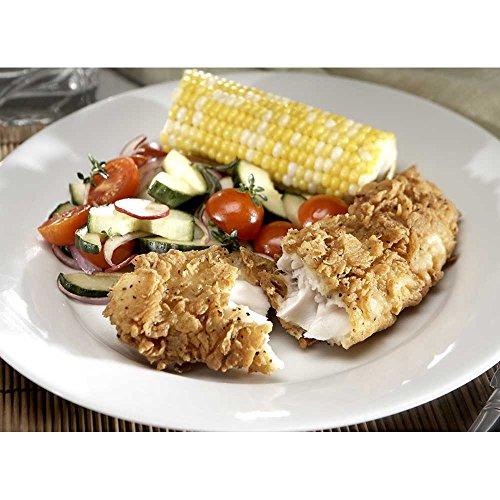 Fishery Southern Style Pangasius Fish Portion, 10 Pound - 1 ()