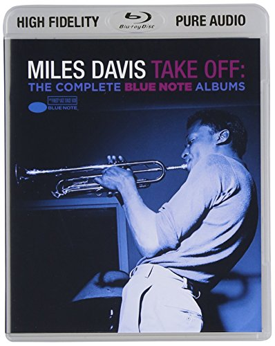 Blu-ray Audio : Miles Davis - Take Off: The Complete Blue Note Albums (Blu-ray Audio)