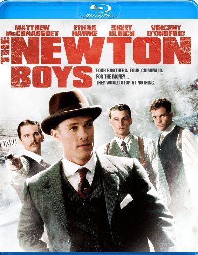 Newton Boys [Blu-ray] by Starz / Anchor Bay