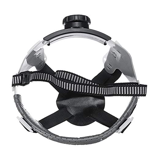 Kungfu Mall Adjustable 4 Point Ratchet Suspension Replacement Headgear for Hard Hat Helmet