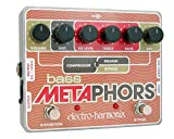 Electro-Harmonix Bass Metaphors Compression/Distortion Pedal