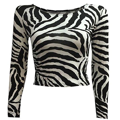 Zebra Crop - 5