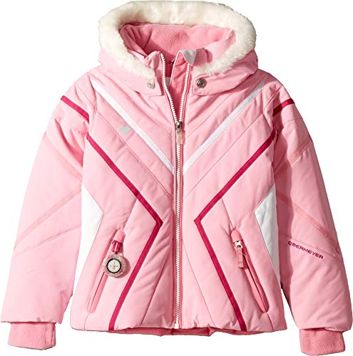Obermeyer Kids Baby Girl's Allemande Jacket (Toddler/Little Kids/Big Kids) Sugar Berry 6