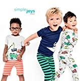 Simple Joys by Carter's Boys' Toddler 6-Piece Snug