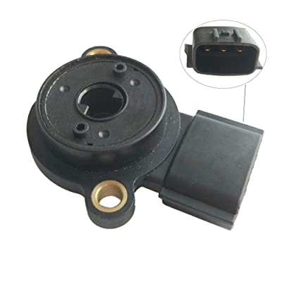 JESBEN 06380HN2305 Shift Angle Sensor Replacement for Foreman Rubicon 500 TRX500FA 2001-2014 Rancher 400 TRX400FA 2004-2007 06380-HN2-305: Automotive