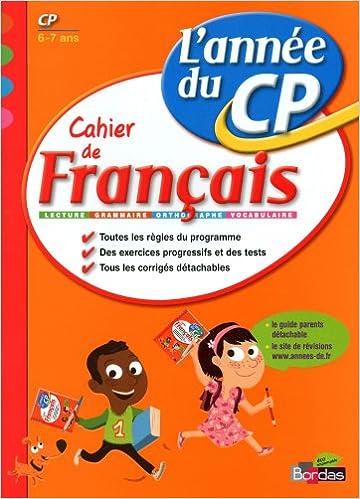 Livres Electroniques Epub A Telecharger Cahier De Francais