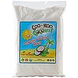 Coconut Flour Organic 1.16 lb, Raw, Premium Low Carb Flour, Keto, Paleo Friendly Larger Image