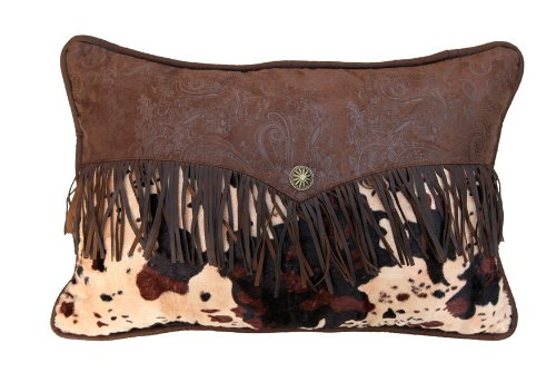 HiEnd Accents Caldwell Western Accent Pillow, ()