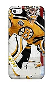 Hot Style FucZgwc217ngNsK Protective Case Cover For Iphone5/5s(beautiful Tim Thomas Boston Bruins Nhl)