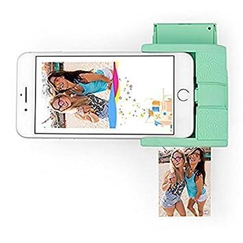 prynt impresora Pocket para iPhone Verde: Amazon.es: Electrónica