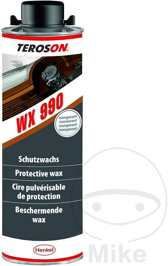 Schutzwachs Wx990 1000 Ml Trocken Transparent Teroson Auto