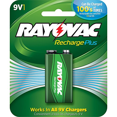 Rayovac Rechargeable Pre Charged BatteryRayovac High Capacity