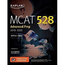 MCAT 528 Advanced Prep 2019-2020: Online + Book