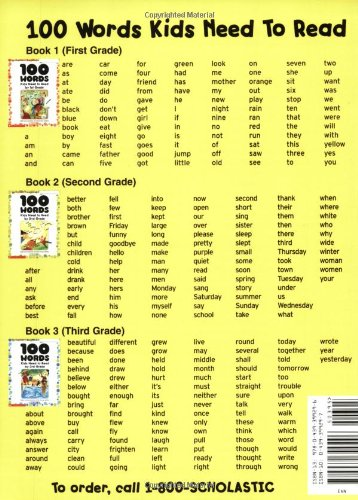 Workbook first grade worksheets pdf : 100 Words Kids Need to Read by 1st Grade: Sight Word Practice to ...