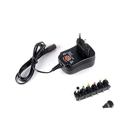 Fuente de alimentación ajustable de 3-12 V con puerto USB ...