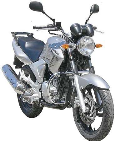 Tubo Diam.30 Mm Yamaha Sr 250-250 Special SPAAN Defensa -