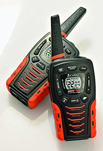Cobra ACXT645 Walkie Talkies 35-Mile Two-Way Radios (Pair) by Cobra (Image #1)