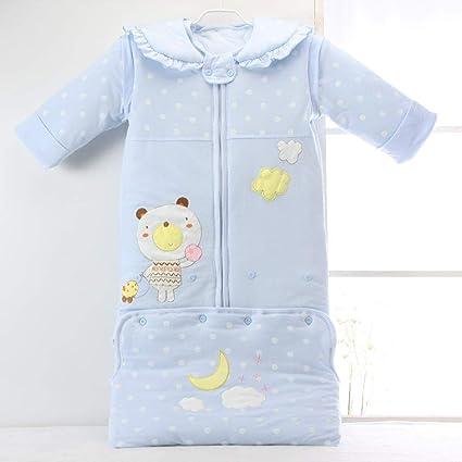Gleecare Saco de Dormir para bebé,Saco de Dormir de Invierno Gruesa de algodón cálido