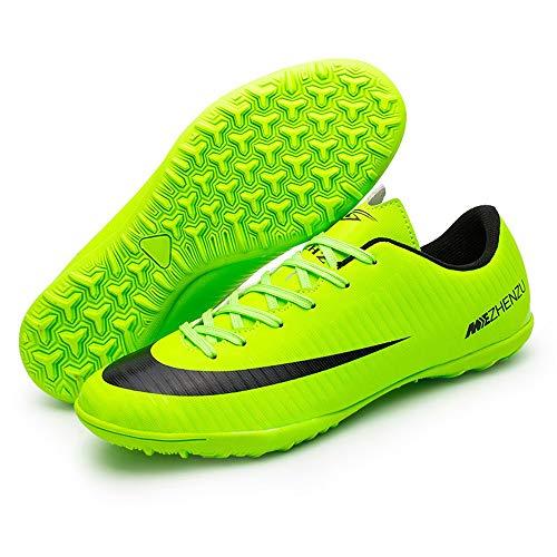 Para Zapatillas Entrenamiento Hombre Fútbol Profesional An Correr De Verde Aw7AqCp