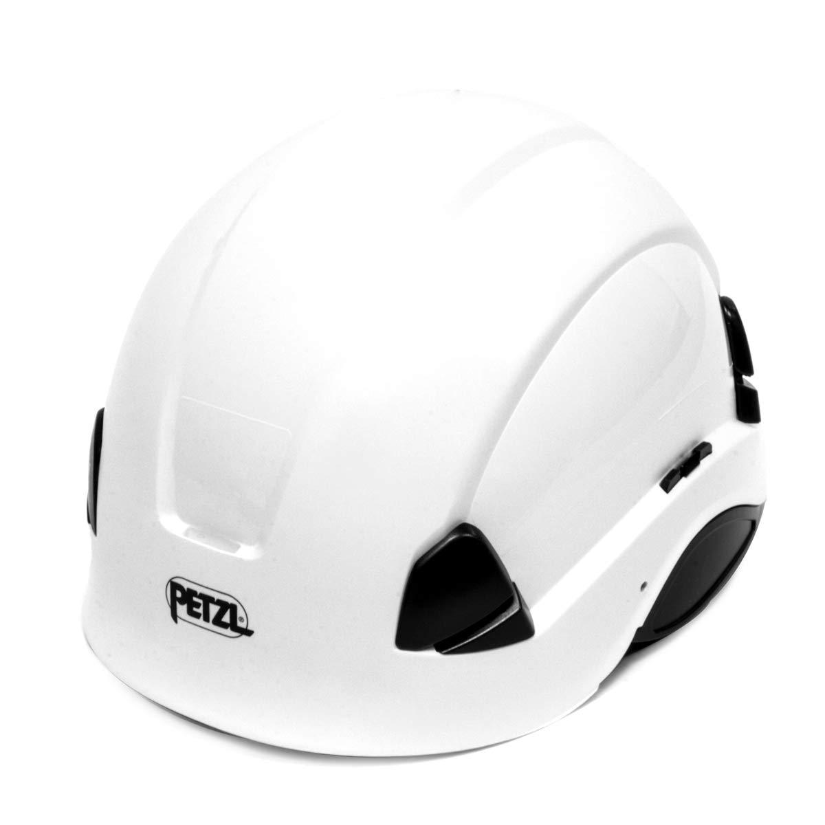 Petzl White Vertex Best Professional Arborist Tree Climbing Helmet A10BWC