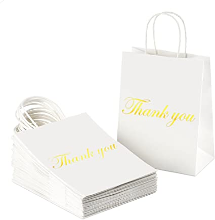 GIFT BAGS GOLD BAG STORE BAGS MERCHANDISE BAGS GOLD WHOLESALE JEWELRY BAG 100 PC