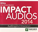 Wiley CPA Exam Review 2014 Impact Audios: Auditing and Attestation (Wiley CPA Exam Review Impact Audios), Philip L. Yaeger, 1118894405