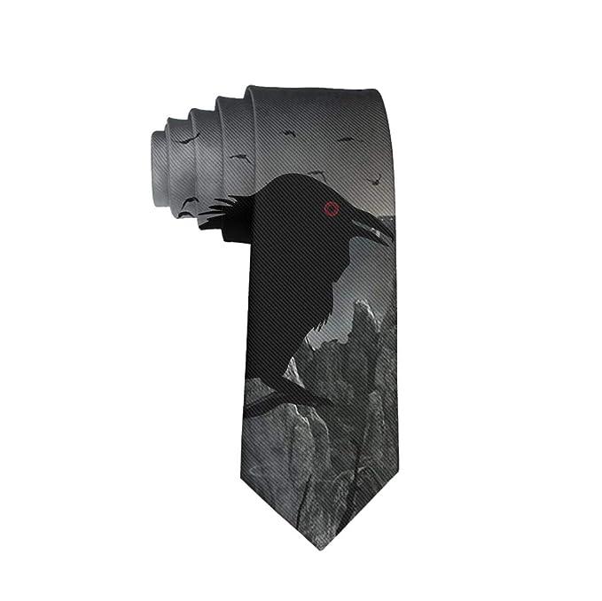 Mens Elegant Stylish Fashion Halloween Pumpkin Neck Ties Novelty Necktie Long Silk Tie